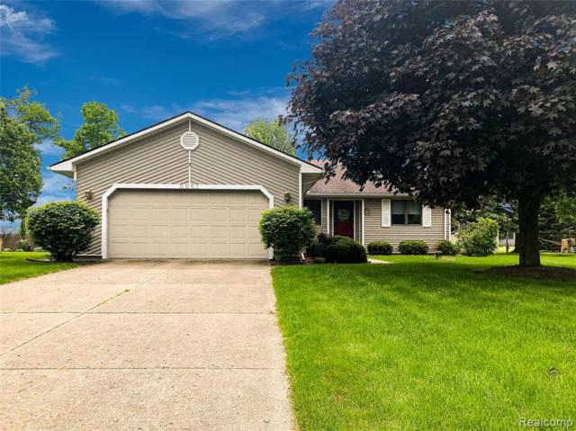 5061 Lin Hill Drive, Mundy Twp, MI 48473 (#219057476) :: Team Sanford