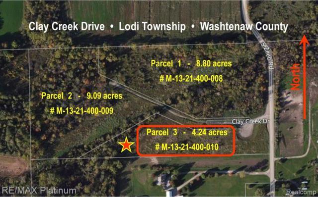 3 Clay Creek Drive, Ann Arbor, MI 48103 (#219057489) :: Keller Williams West Bloomfield