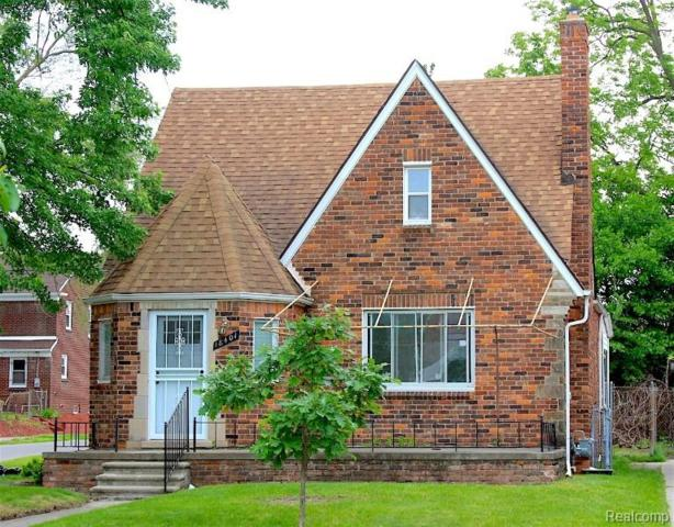 18401 Monica Street, Detroit, MI 48221 (#219057496) :: Duneske Real Estate Advisors