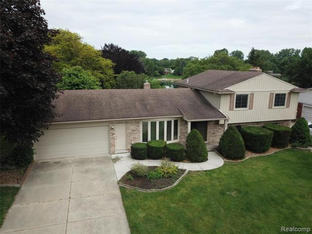 53376 Whitby Way, Shelby Twp, MI 48316 (#219057505) :: The Alex Nugent Team | Real Estate One