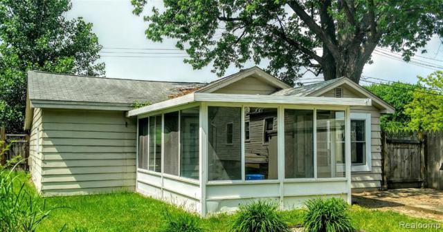 42584 Hammill Lane N, Plymouth Twp, MI 48170 (#219057537) :: The Buckley Jolley Real Estate Team