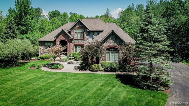 5542 Clarkston Road, Independence Twp, MI 48348 (#219057544) :: The Mulvihill Group