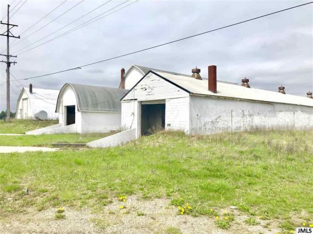 E Michigan Ave, Grass Lake, MI 49240 (#55201902047) :: Alan Brown Group