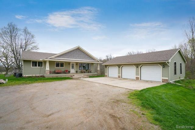 3245 Ivory Road, Hadley Twp, MI 48455 (#219057550) :: The Mulvihill Group