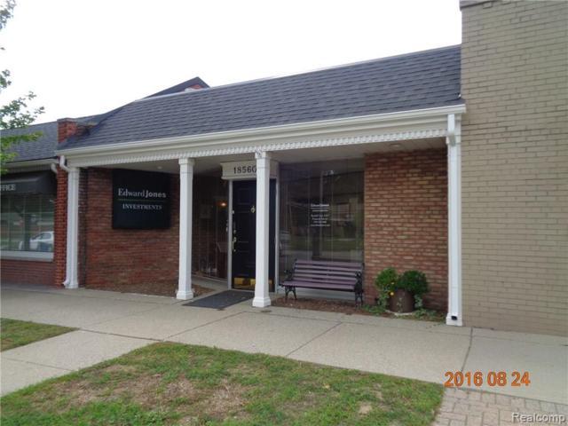 18560 Rd. Outer Drive, Dearborn, MI 48128 (#219057588) :: Team Sanford