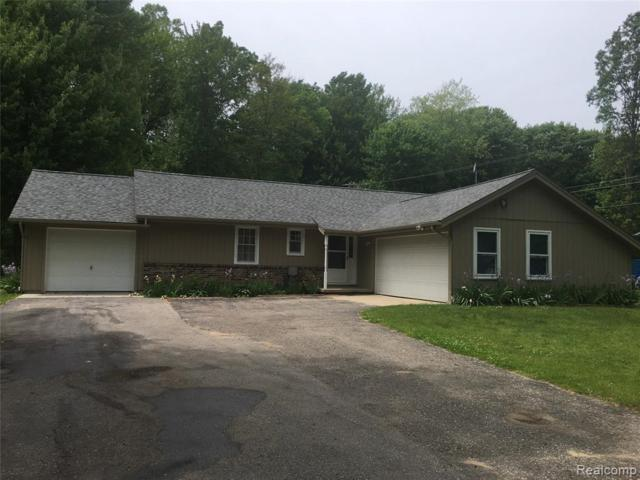 3079 Nokomis Trail, Clyde Twp, MI 48049 (#219057634) :: Alan Brown Group