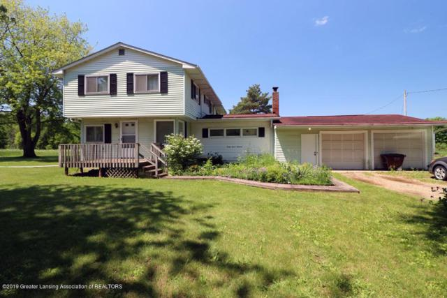 9700 Fenner Road, Woodhull Twp, MI 48872 (#630000237664) :: Team Sanford