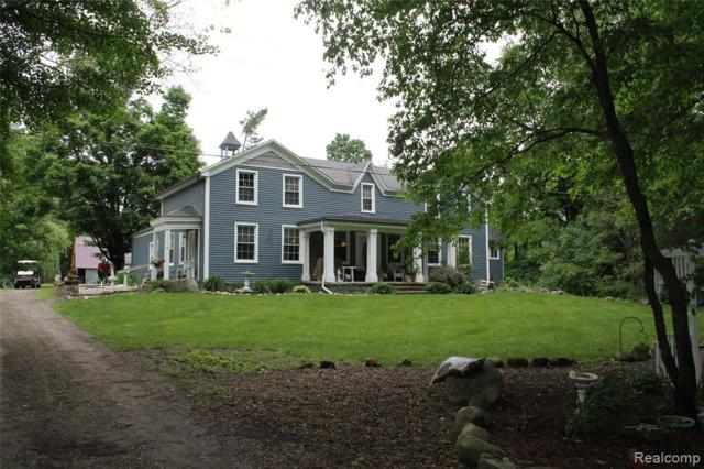 3630 Lone Tree Road, Highland Twp, MI 48380 (#219057650) :: The Alex Nugent Team | Real Estate One
