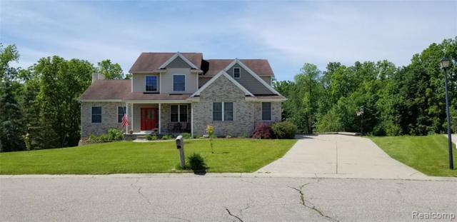 9146 Old Oak Drive, Grand Blanc Twp, MI 48439 (#219057666) :: Team Sanford