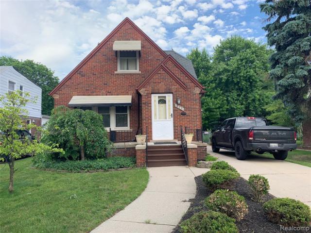 3343 Grindley Park Street, Dearborn, MI 48124 (#219057702) :: Team Sanford