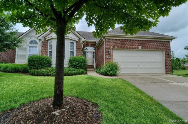 1610 Nottingham Court, Commerce Twp, MI 48390 (#219057707) :: The Buckley Jolley Real Estate Team