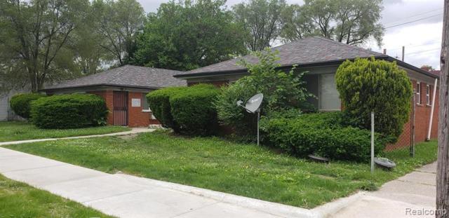 15200 Tireman Street, Detroit, MI 48228 (MLS #219057748) :: The Toth Team
