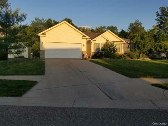 260 Willow Lane, Linden, MI 48451 (#219057753) :: GK Real Estate Team