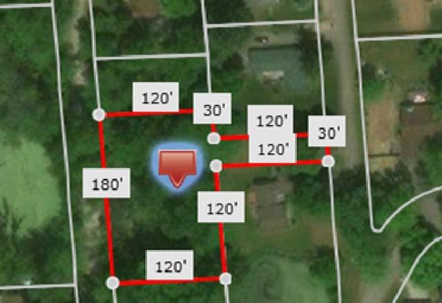 0 Woodland Ave, Independence Twp, MI 48348 (#5031383802) :: The Mulvihill Group