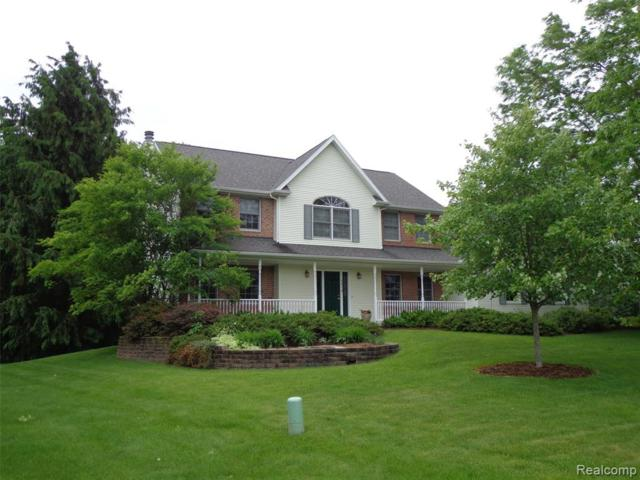 2414 Forest Oak Trail, Williamstown Twp, MI 48895 (#219057760) :: The Mulvihill Group