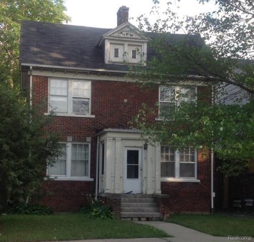 1181 Lawrence Street, Detroit, MI 48202 (#219057779) :: GK Real Estate Team