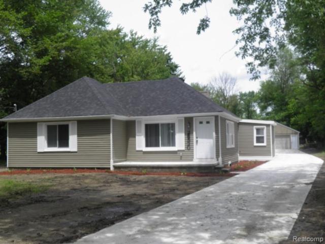 28530 Pickford Street, Livonia, MI 48152 (#219057793) :: The Alex Nugent Team | Real Estate One
