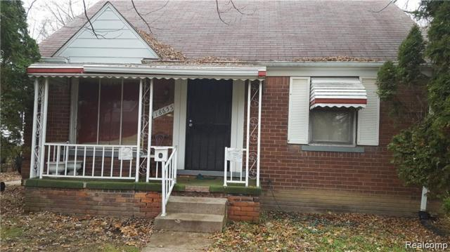 18655 Klinger Street, Detroit, MI 48234 (#219057816) :: Team Sanford