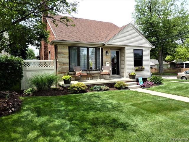 7604 Winona Avenue, Allen Park, MI 48101 (#219057824) :: Alan Brown Group