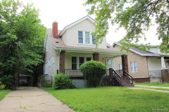 11744 Kilbourne Street, Detroit, MI 48213 (#219057825) :: GK Real Estate Team