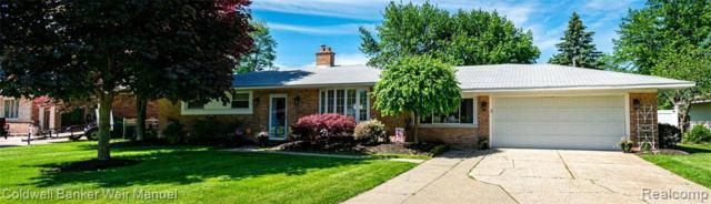 3817 Embarcadero Street, Waterford Twp, MI 48329 (#219057851) :: GK Real Estate Team