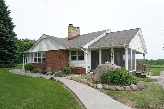 8866 Bricker Road, Greenwood Twp, MI 48006 (#219057868) :: The Alex Nugent Team | Real Estate One