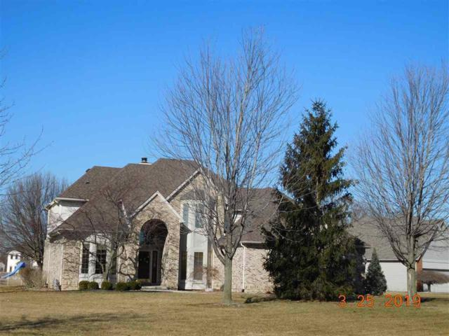 4076 West Wind Circle, Frenchtown Twp, MI 48166 (#57031383834) :: GK Real Estate Team