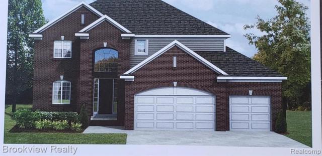 7305 Park Terrace Lane, Shelby Twp, MI 48317 (#219057875) :: Alan Brown Group