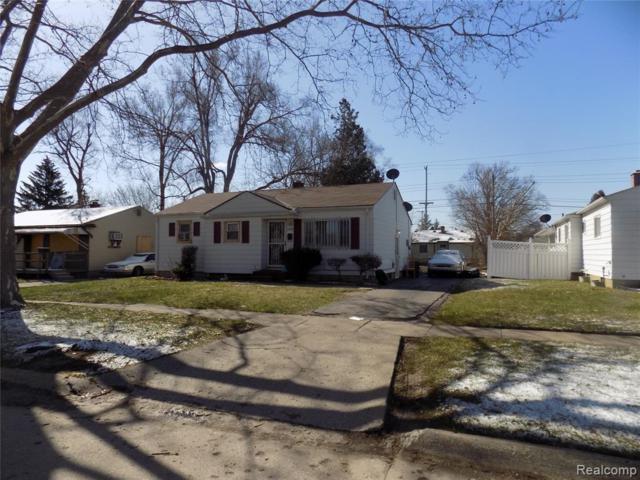 3706 Providence Street, Flint, MI 48503 (#219057910) :: GK Real Estate Team