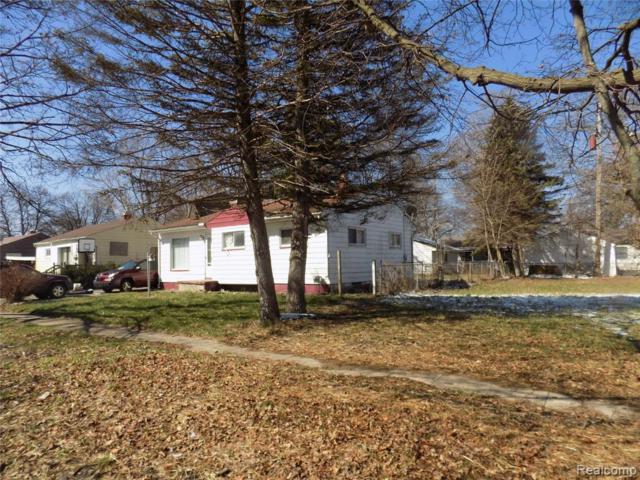 2002 Tebo Street, Flint, MI 48503 (#219057917) :: The Buckley Jolley Real Estate Team
