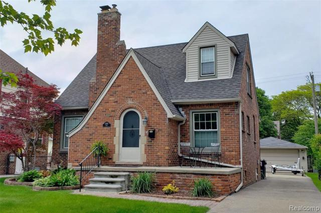 2537 Lenox Street, Trenton, MI 48183 (#219057931) :: GK Real Estate Team