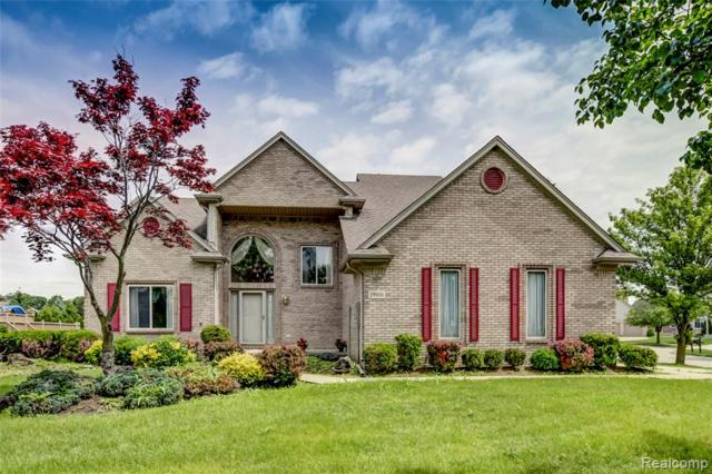19801 Woodview Drive, Clinton Twp, MI 48038 (#219057947) :: The Alex Nugent Team | Real Estate One