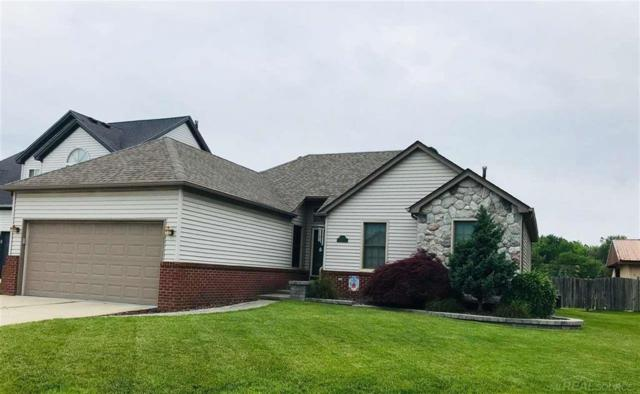 26323 Rosebriar Dr, Chesterfield Twp, MI 48051 (#58031383857) :: GK Real Estate Team