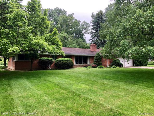 1744 Crooks Road, Rochester Hills, MI 48309 (#219057991) :: Alan Brown Group
