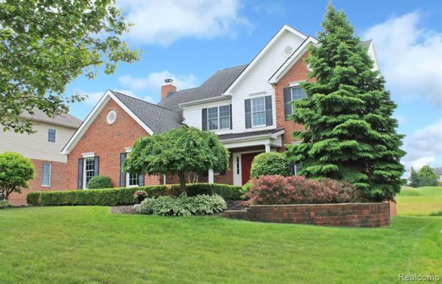 46417 Crystal Downs W, Northville Twp, MI 48168 (#219058031) :: The Mulvihill Group