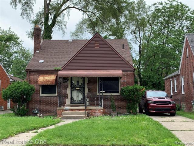 19443 Stoepel Street, Detroit, MI 48221 (#219058058) :: The Buckley Jolley Real Estate Team