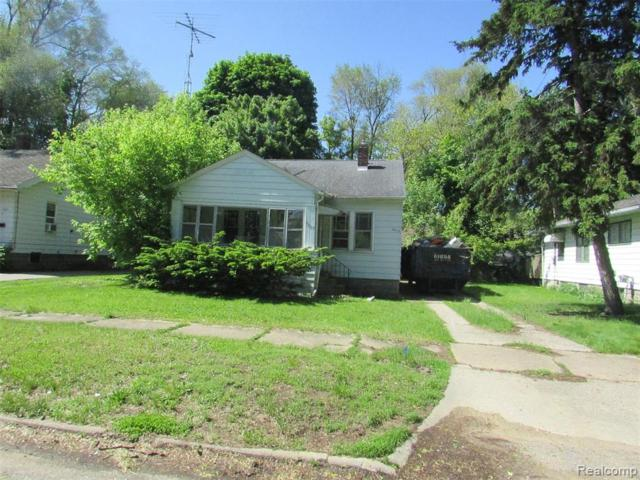 2015 Cartier Street, Flint, MI 48504 (#219058065) :: The Buckley Jolley Real Estate Team