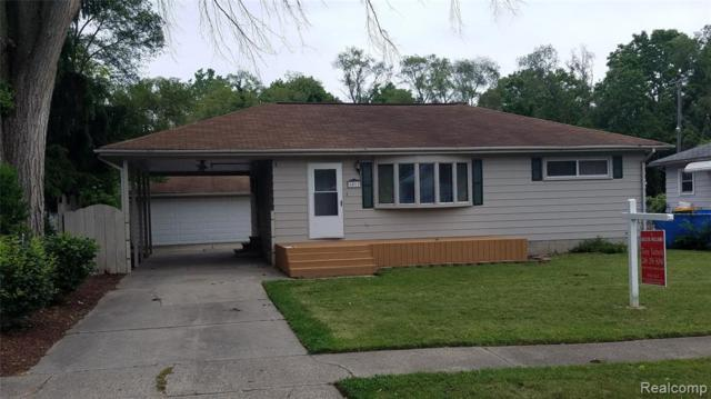 1011 Hawthorne Avenue, Ypsilanti Twp, MI 48198 (#219058066) :: The Alex Nugent Team | Real Estate One