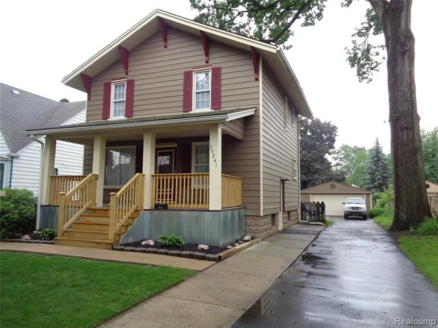 35241 Chestnut Street, Wayne, MI 48184 (#219058069) :: The Buckley Jolley Real Estate Team