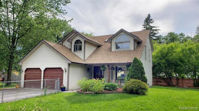 9119 Garfield Drive, Northfield Twp, MI 48189 (#219058074) :: The Buckley Jolley Real Estate Team