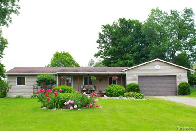 898 Mary Drive, Lapeer, MI 48446 (#219058083) :: The Alex Nugent Team | Real Estate One