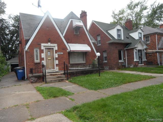 18687 Monica Street, Detroit, MI 48221 (#219058088) :: The Alex Nugent Team | Real Estate One