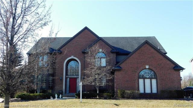 2686 Hawthorne Drive N, Shelby Twp, MI 48316 (#219058089) :: The Alex Nugent Team | Real Estate One