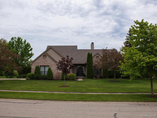 7066 Suncrest, Pittsfield Twp, MI 48176 (#219058161) :: The Alex Nugent Team | Real Estate One