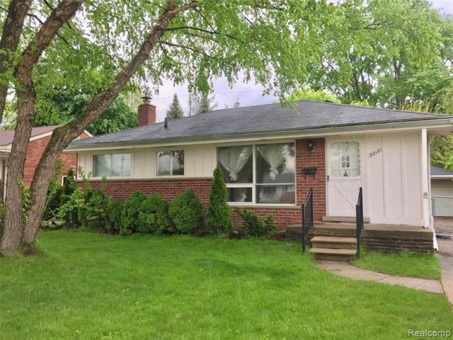 32121 Avondale Street, Westland, MI 48186 (#219058166) :: The Alex Nugent Team | Real Estate One