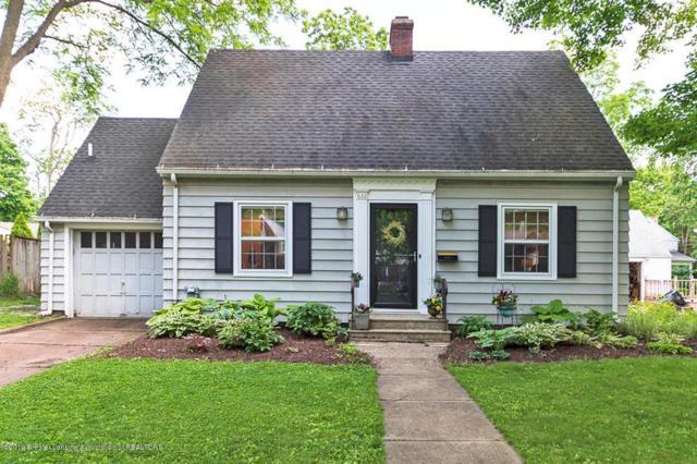 632 Orchard Street, East Lansing, MI 48823 (#630000237690) :: The Alex Nugent Team | Real Estate One