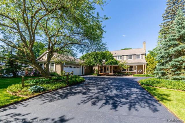 31949 Robinhood Drive, Beverly Hills Vlg, MI 48025 (#219058248) :: Keller Williams West Bloomfield