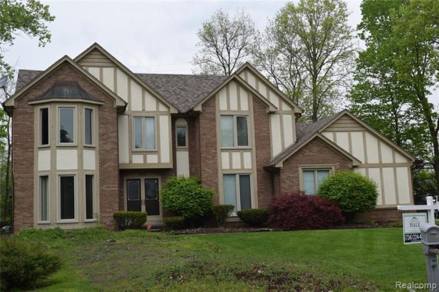38050 Eric Court, Farmington Hills, MI 48335 (#219058254) :: RE/MAX Classic