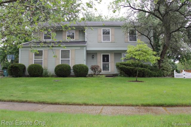 1693 Freemont Drive, Troy, MI 48098 (MLS #219058304) :: The Toth Team