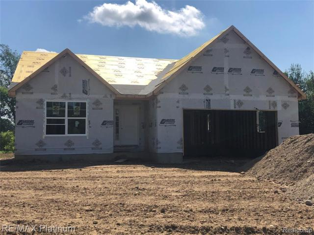 1785 Stonehouse Drive, Unadilla Twp, MI 48137 (#219058310) :: The Buckley Jolley Real Estate Team